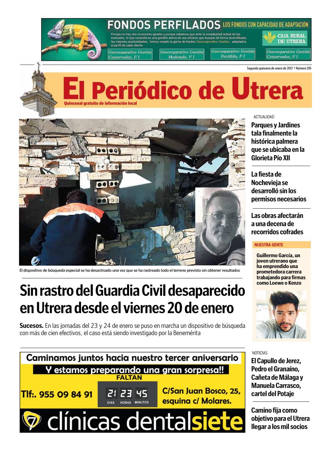 El Periódico de Utrera 195 by El Periódico de Utrera - issuu