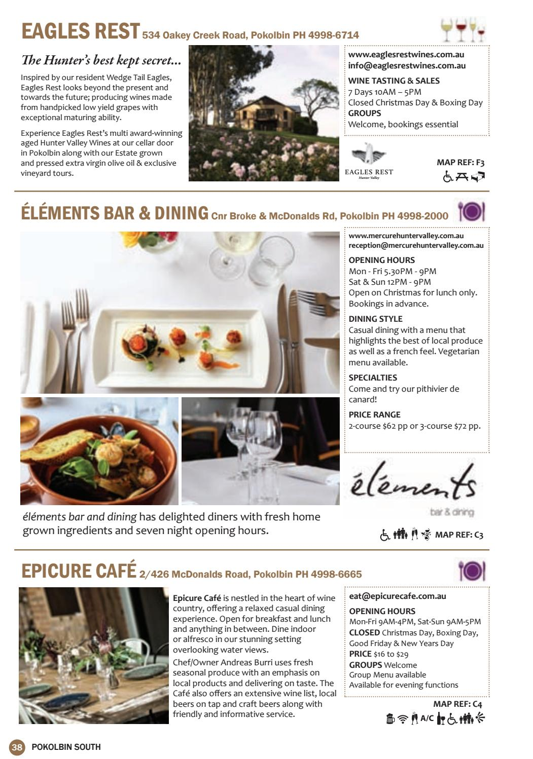 WINE & DINE HUNTER VALLEY Issue 12 | 2017 by WCP MEDIA | HUNTER ...