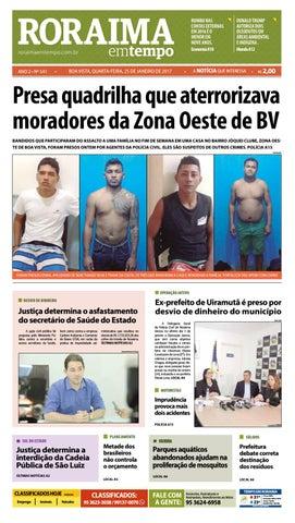 baf3da07a68 Jornal roraima em tempo – edição 541 by RoraimaEmTempo - issuu