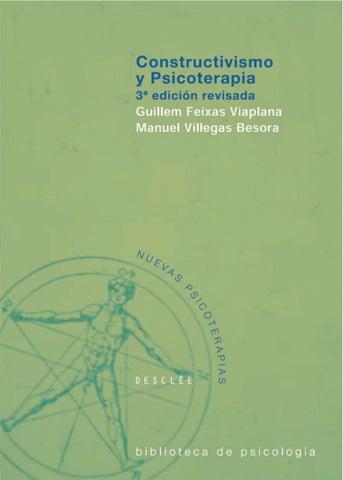 Constructivismo y psicoterapia by juan maria ezcurra issuu constructivismo y psicoterapia 3 edicin revisada fandeluxe Gallery