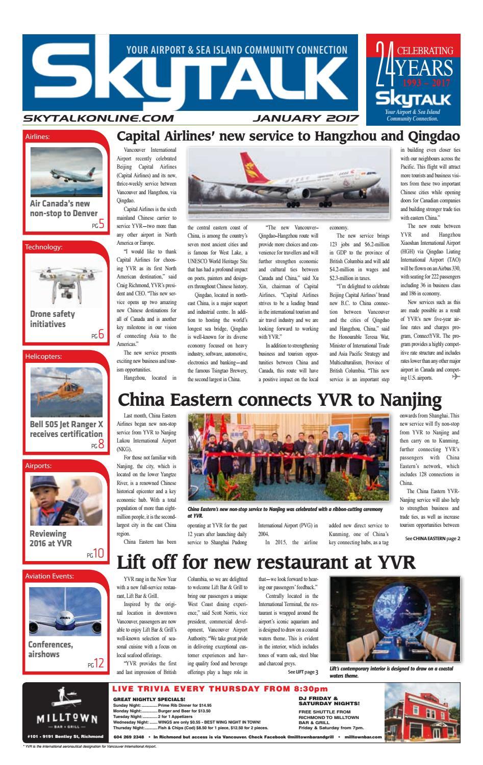 SkyTalk January 2017 by Skytalk Newspaper - issuu