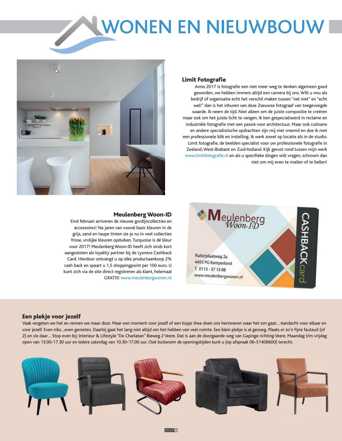 Charlatan Bieweg Veere.Zign Magazine Editie Februari 2017 By Quaeris Media Bv Issuu
