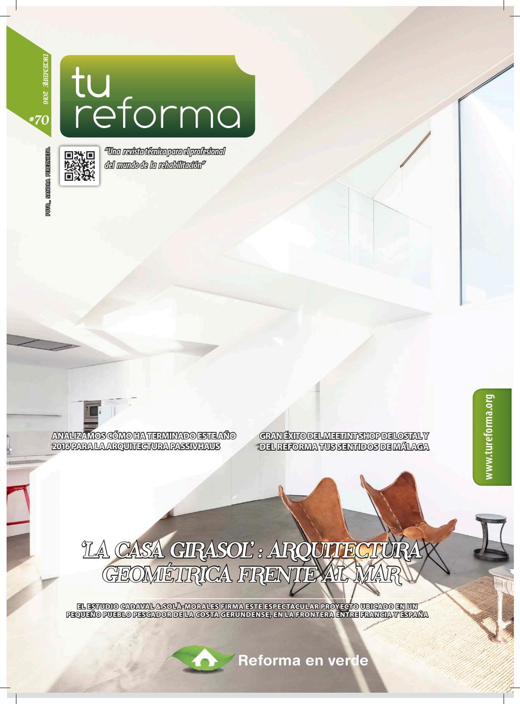 tureforma nº 70 diciembre by Tu Reforma Revista - issuu