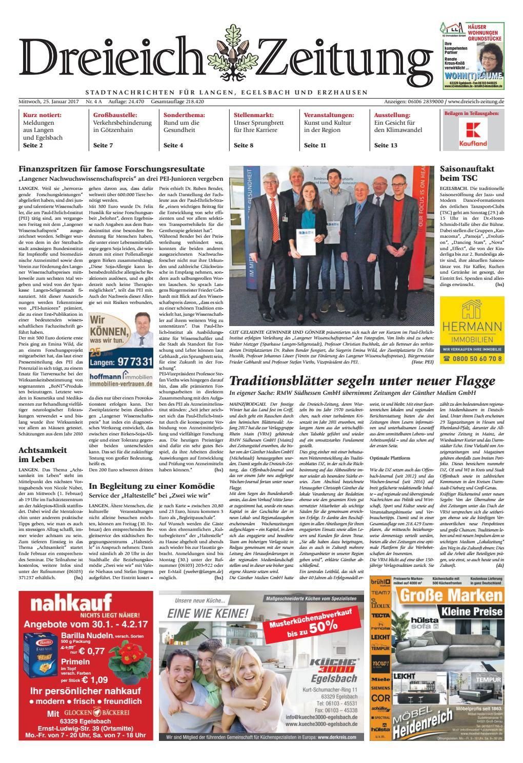 Dz online 8 8 a by Dreieich Zeitung/Offenbach Journal   issuu