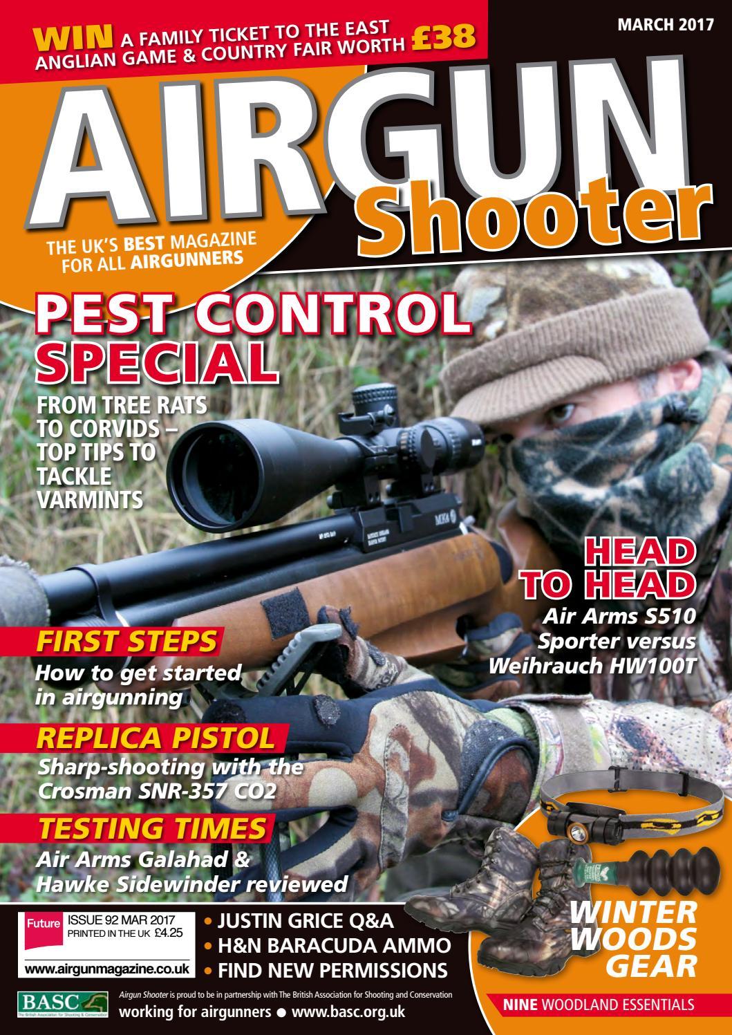 Airgun Shooter 92 (Sampler) by Future PLC - issuu