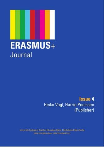 Erasmus Journal Issue 4 by Heiko Vogl - issuu b6b4554e1c