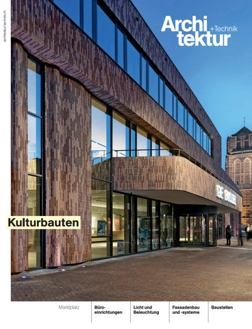 Architektur technik 01 2017 by bl verlag ag issuu - Skelettbau architektur ...