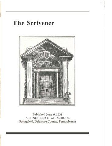 1938 Scrivener by SAEF - issuu