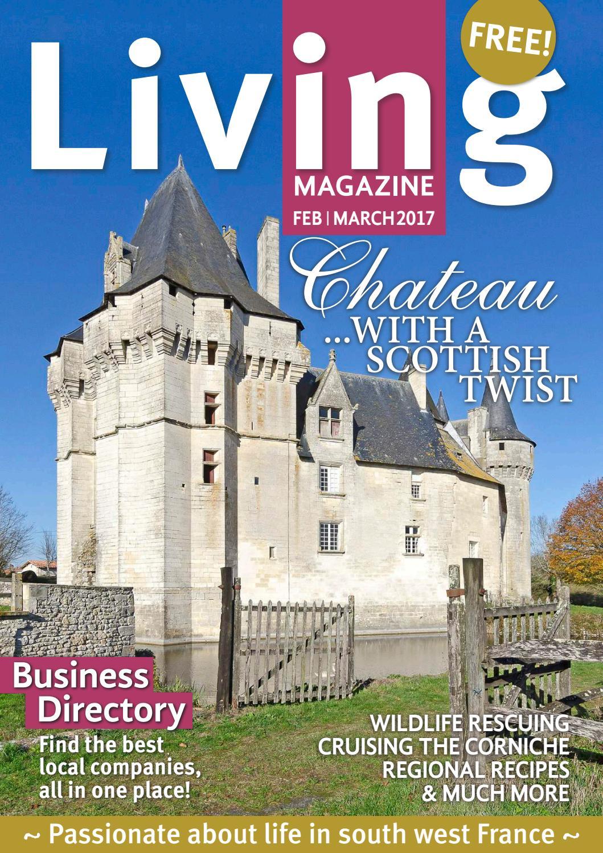 Living Magazine February March 17 By Living Magazine Issuu