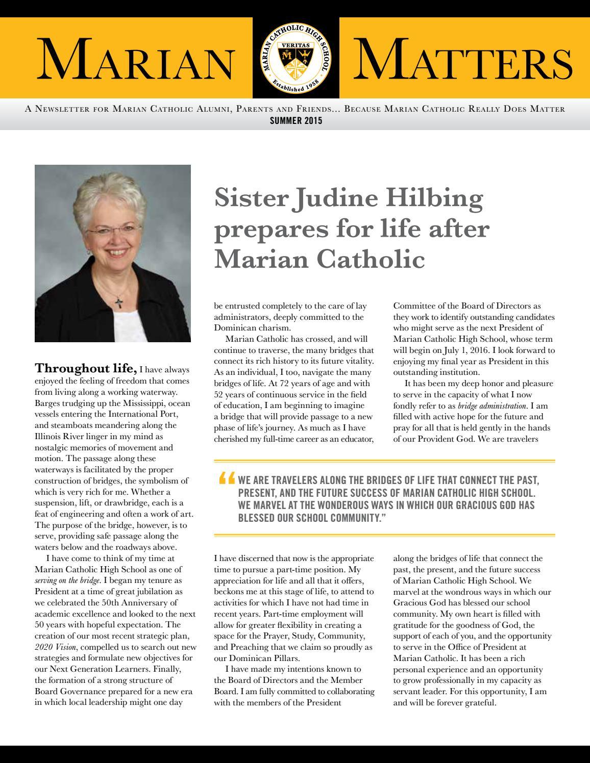 annual report 2012 2013 by marian catholic high issuu