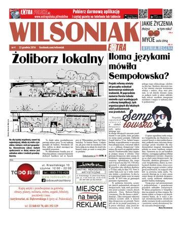 Extra Wilsoniak 4 By Wilsoniak Issuu