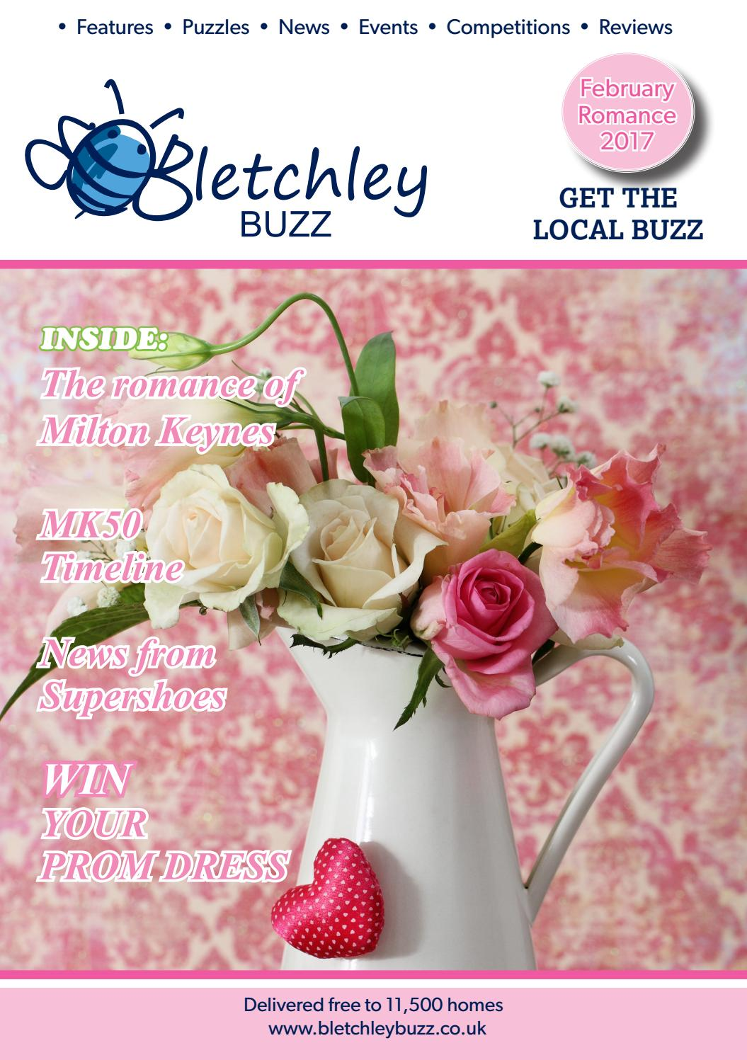 Bletchley Buzz February 2017 Edition Online By Bletchley Buzz Issuu