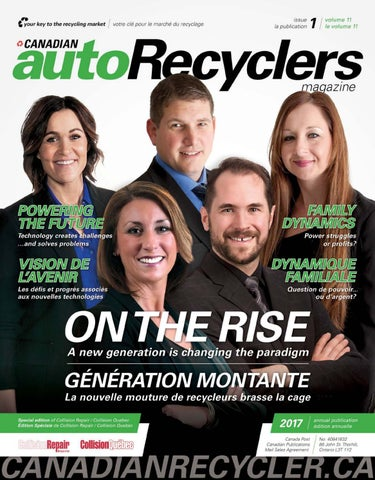 256e7d8a9af Canadian Auto Recyclers 11 1 by Media Matters - issuu