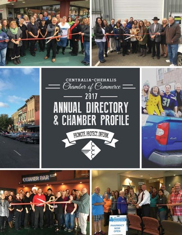 Centralia-Chehalis Chamber Directory 2017 by Silver Agency - issuu 7801c388fffb