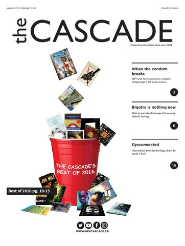 The Cascade Vol 25 No 4 By