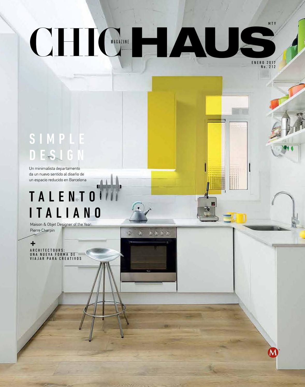 Chic Haus Monterrey N M 212 Ene 2017 By Milenio Diario  # Muebles Haus Monterrey
