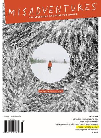 8b21f84756af Misadventures - Issue 2 by Misadventures - issuu