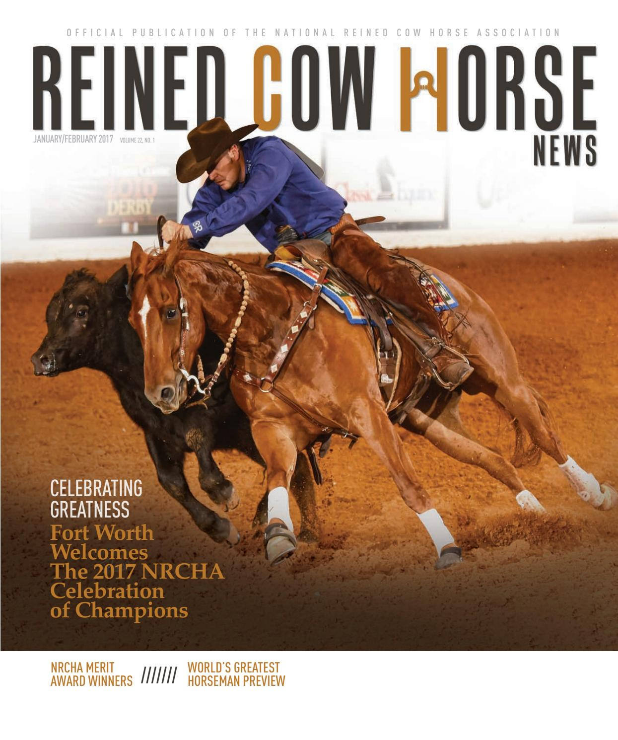 751b94619c0fb Reined Cow Horse News by Cowboy Publishing Group - issuu