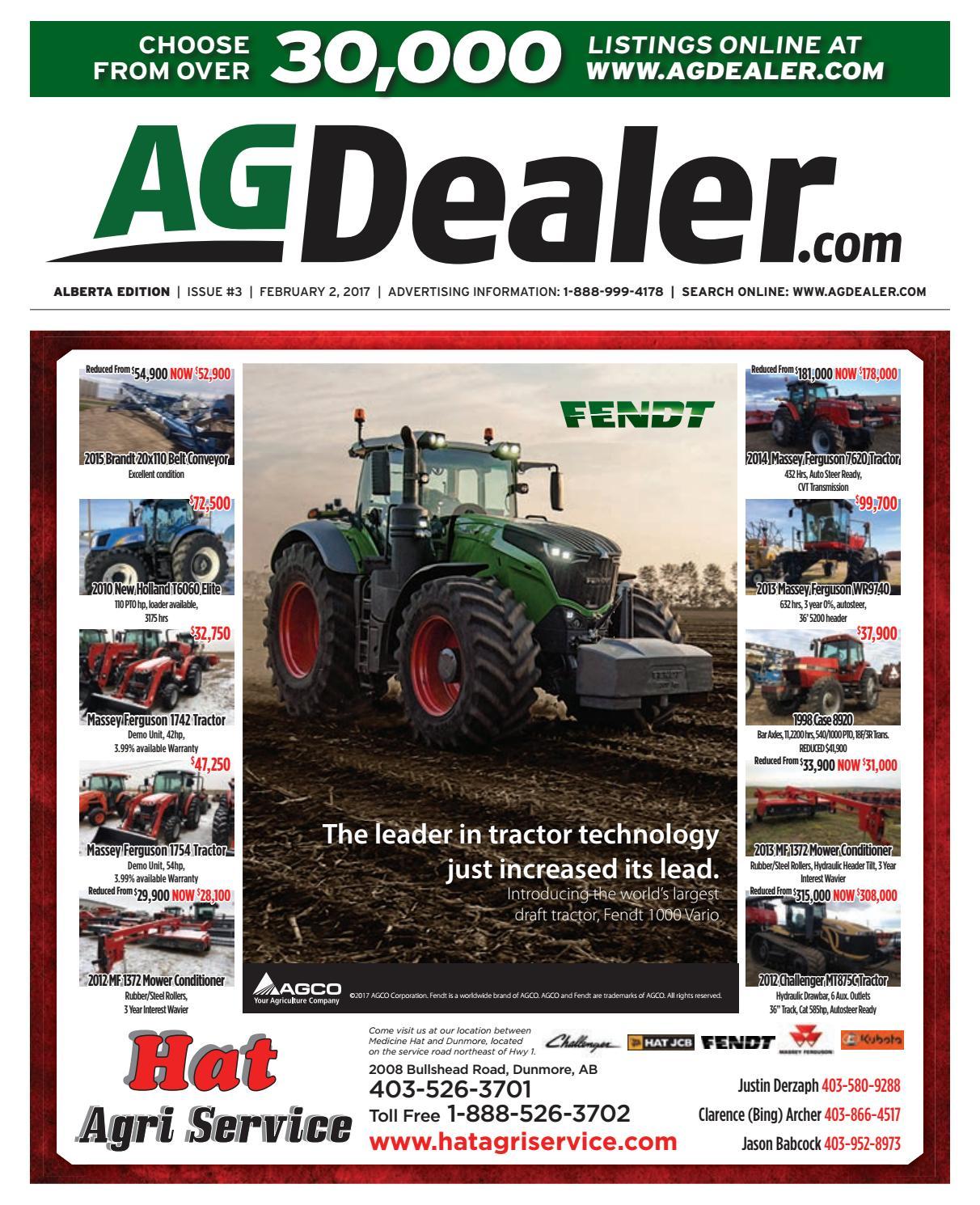 Super Wheel & Deal Alberta, February 2, 2017 by Farm Business ZH64