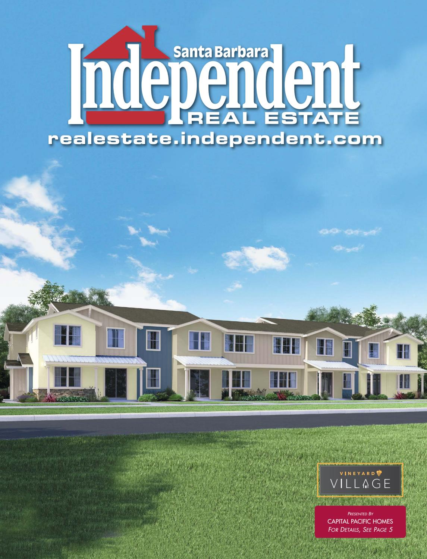 Santa Barbara Independent Real Estate, 01/26/17 by SB Independent ...