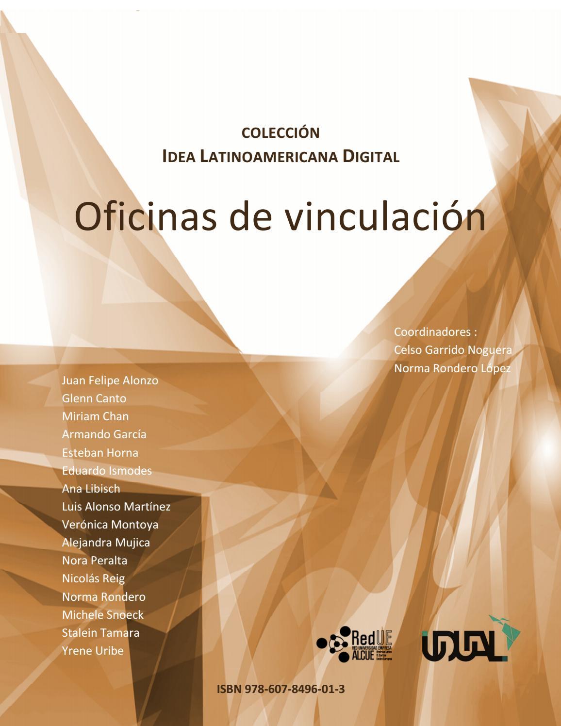 Oficinas De Vinculación By Red Universidad Empresa Alcue