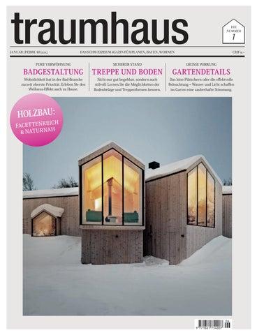 loft mit beton und klinker einrichtung, traumhaus 06 2016 by bl verlag ag - issuu, Design ideen