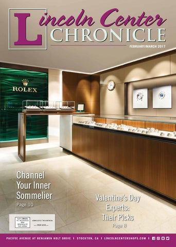 Lincoln Center Chronicle February 2017