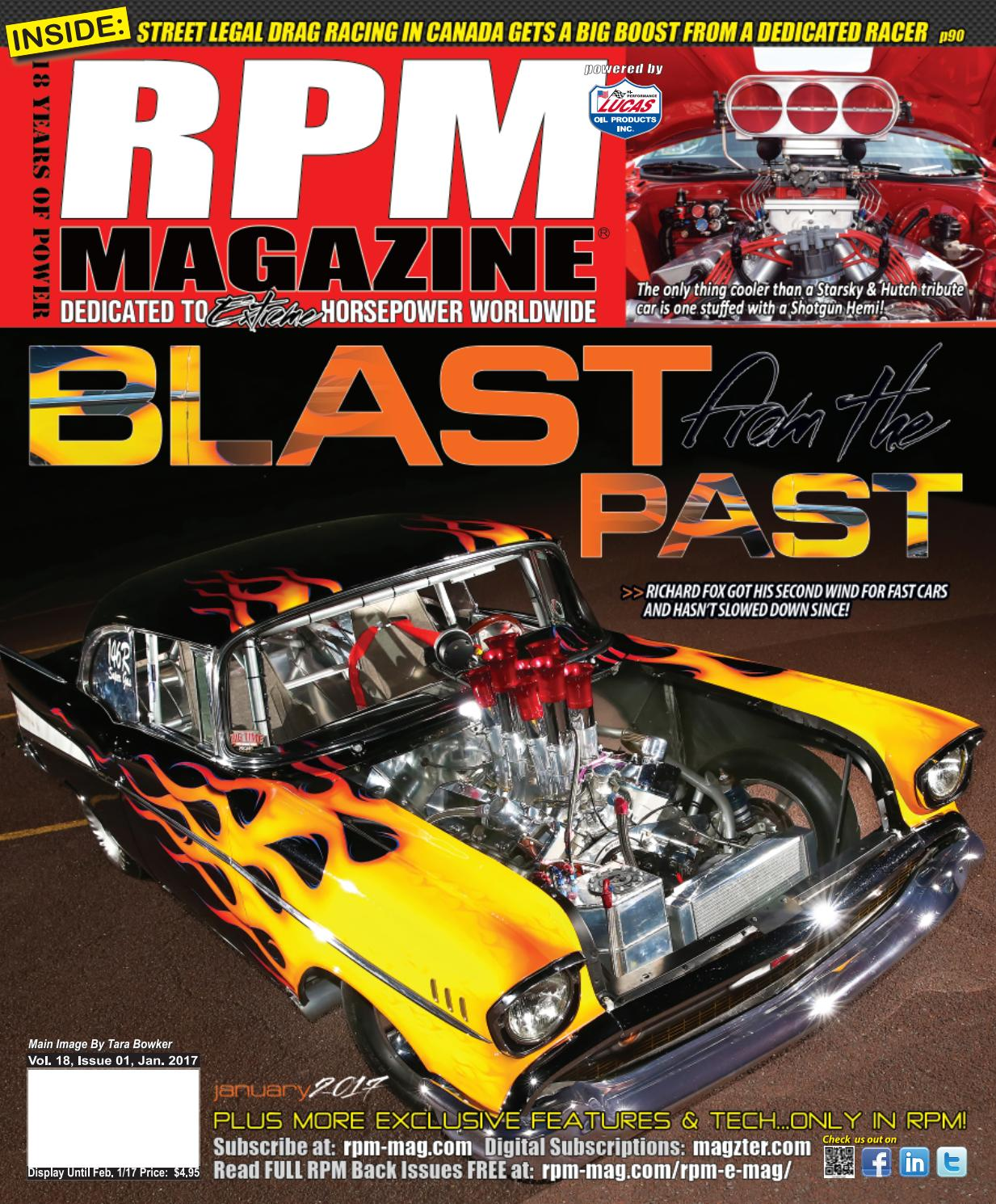 RPM JAN 2017 by RPM Magazine - issuu