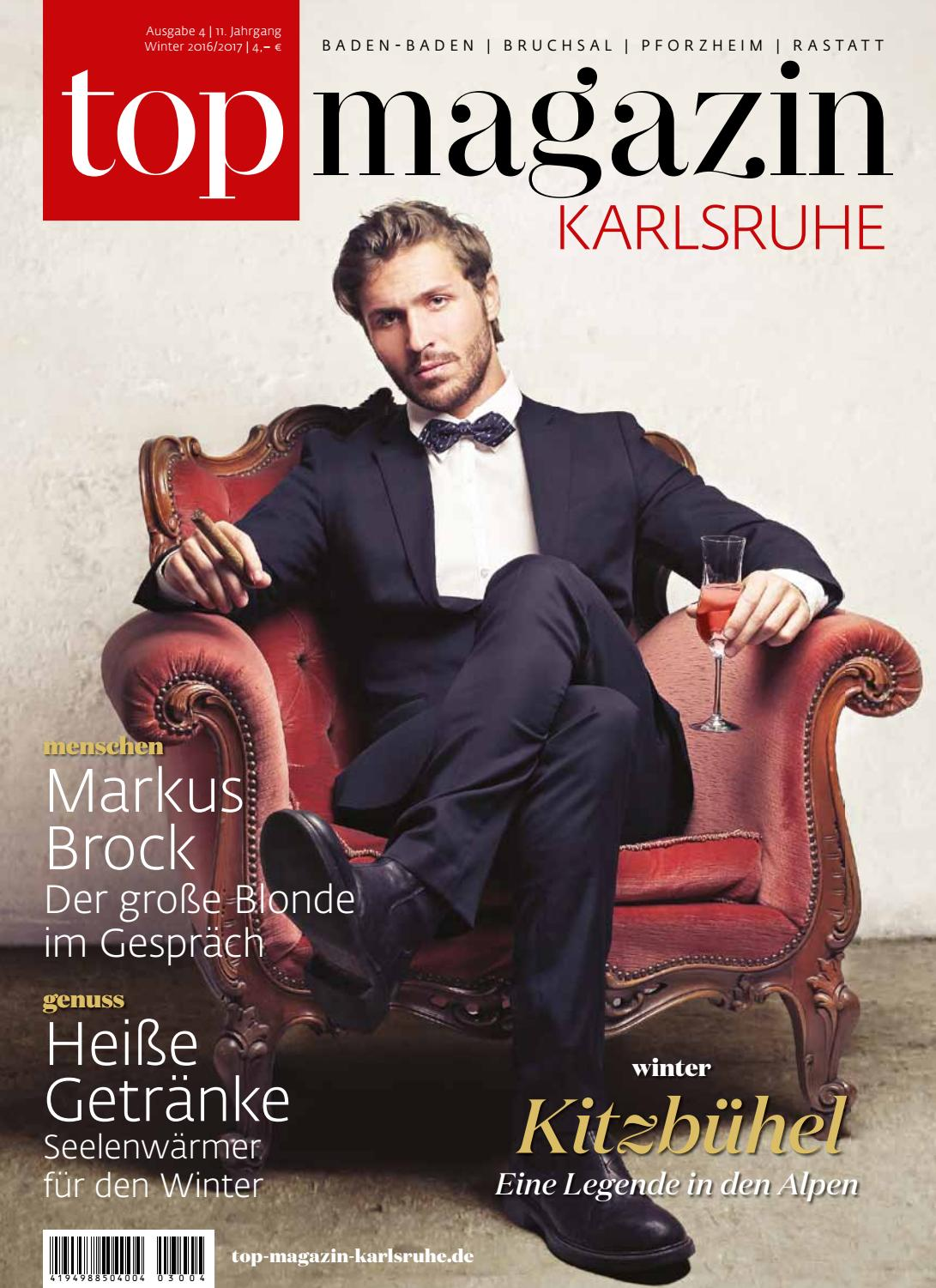 Top Magazin Karlsruhe Winter 2016 by Top Magazin - issuu