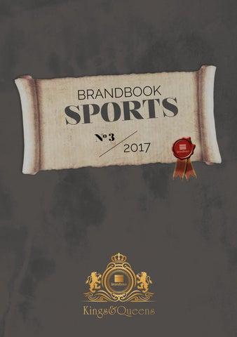 7f96bc41b240be Brandbook Sports 03 2017 by Brandboxx - issuu