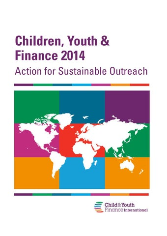 Children youth finance 2014 action for sustainable outreach by children youth finance 2014 action for sustainable outreach fandeluxe Choice Image