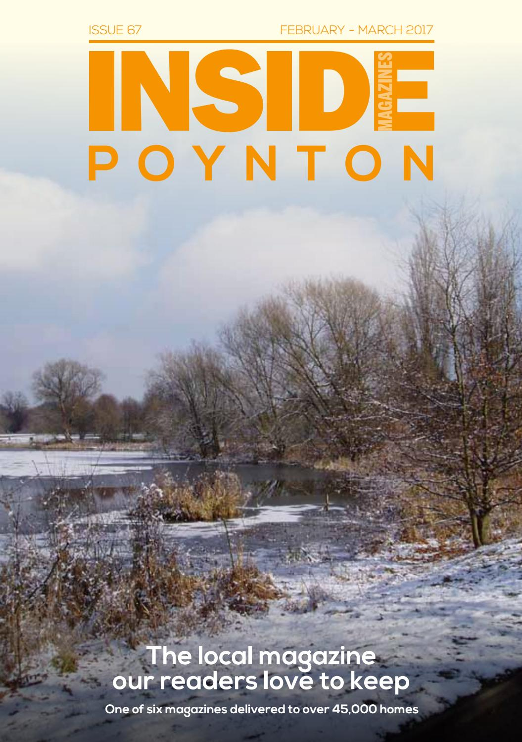 Inside Poynton Issue 67 By Inside Magazines Issuu