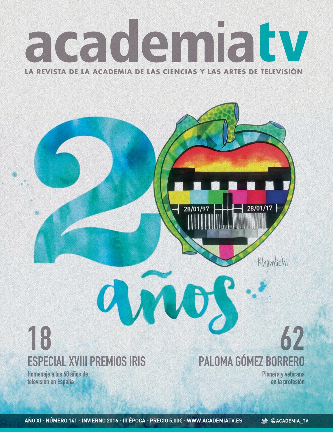 jacuzzi exterior 60 dise os que te encantar n este 2017 estreno 11 AcademiaTV 141 by Academia de las Ciencias y las Artes de la Televisión -  issuu