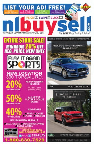 buy and sell issue 1023 by nl buy sell issuu  Neue Rover Lakes Navy Pullover Herren Outlet P 1238 #9