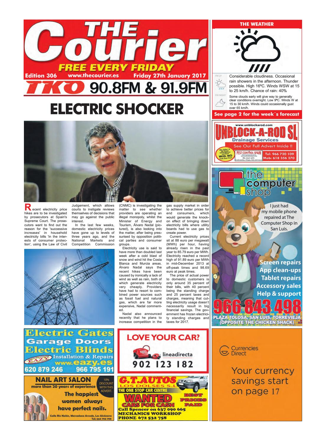 The Courier Edition 306 By The Courier Newspaper Issuu