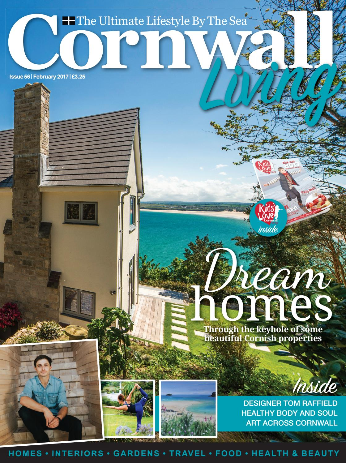 Cornwall Living 56 By Engine House Media