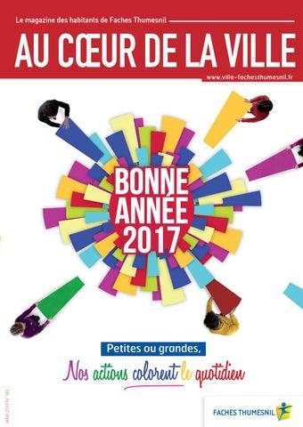 Page 1 Le Magazine Des Habitants De Faches Thumesnil