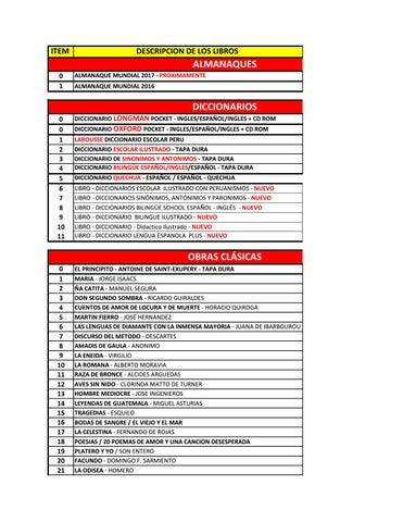 Lista general de precios guillermo stahl enero 2017 (m) by www ...