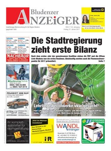 Bludenzer Anzeiger 04 By Regionalzeitungs GmbH   Issuu