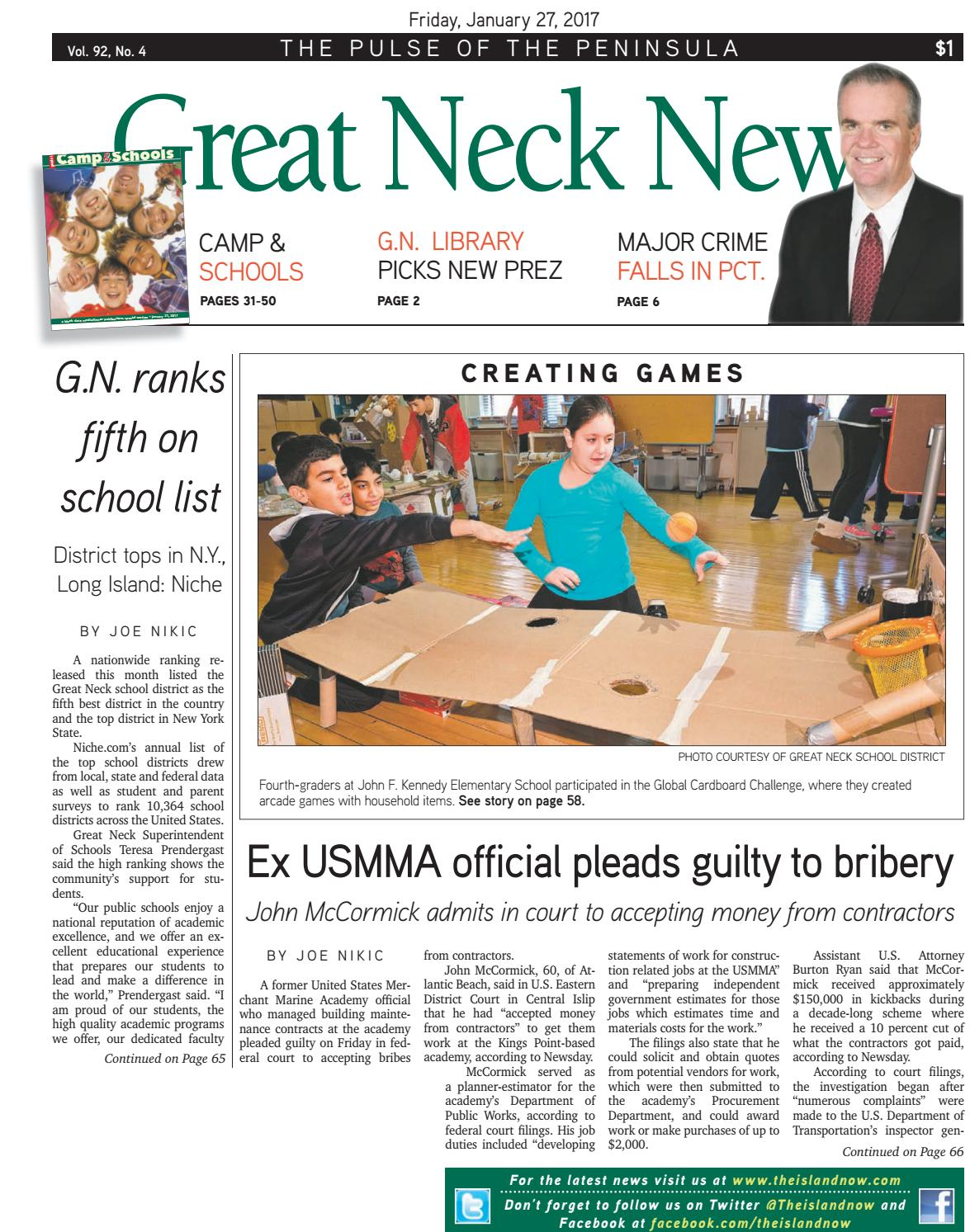 Great neck news 12717 by The Island Now - issuu
