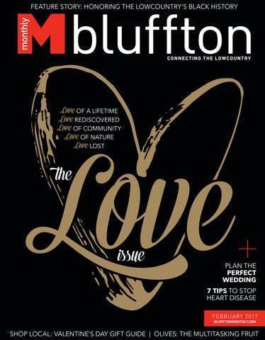 M BLUFFTON MONTHLY MAGAZINE