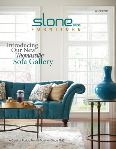 Exceptionnel Slone Brothers Furniture   Introducing Our New Thomasville Sofa ...
