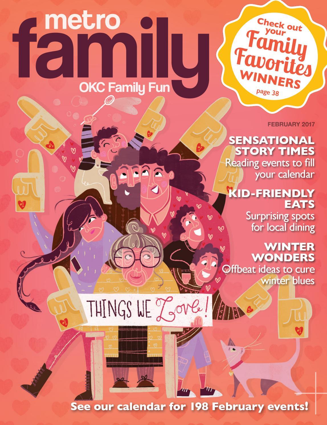 MetroFamily Magazine February 2017 by MetroFamily Magazine - issuu
