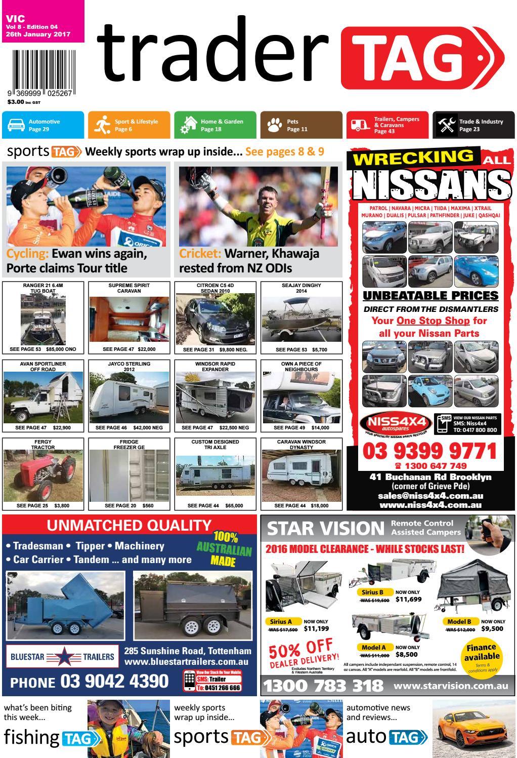 TraderTAG Victoria Edition 04 2017 by TraderTAG Design