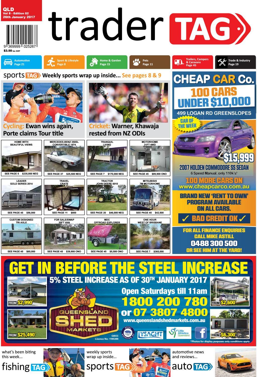 Tradertag Queensland Edition 02 2017 By Design Issuu Casio Baby G Ba 112 1a Hitam