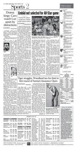 7e3ab8b0d6c Lawrence Journal-World 01-27-2017 by Lawrence Journal-World - issuu