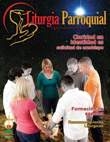a5575c32b80 Revista Adviento navidad 2016 by Comisión de Liturgia de Hermosillo ...