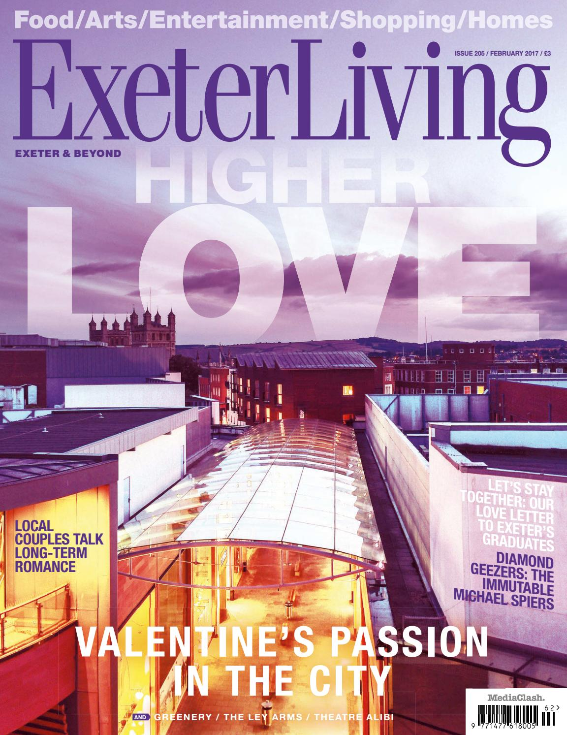 Exeter living issue 205 by mediaclash issuu fandeluxe Images