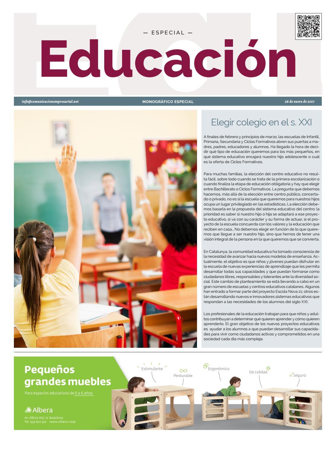 Especial Educación By 1 060 Issuu