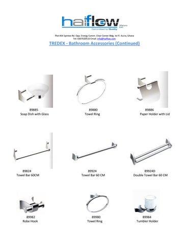 Haiflow Product Catalog By Meshan Issuu